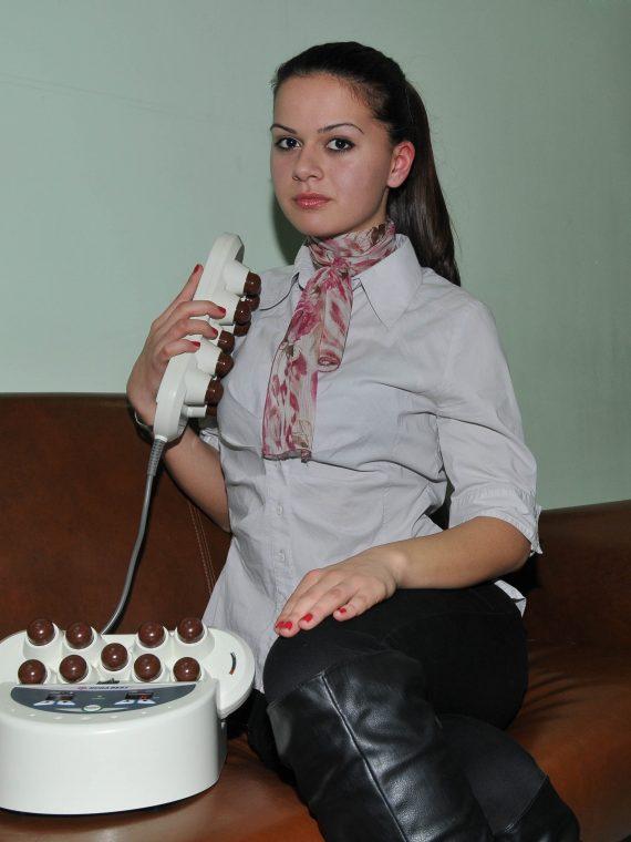 ТЕРМОМАСАЖОР NM-300