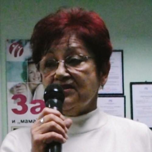 Стефка Иванова - учител