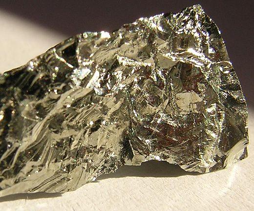 Германият (на латински: Germania – Германия), е химичен елемент с номер 32 в периодичната система и символ Ge. Открит е през 1886 г. от Клеменс Винклер (Фрайберг, Германия).