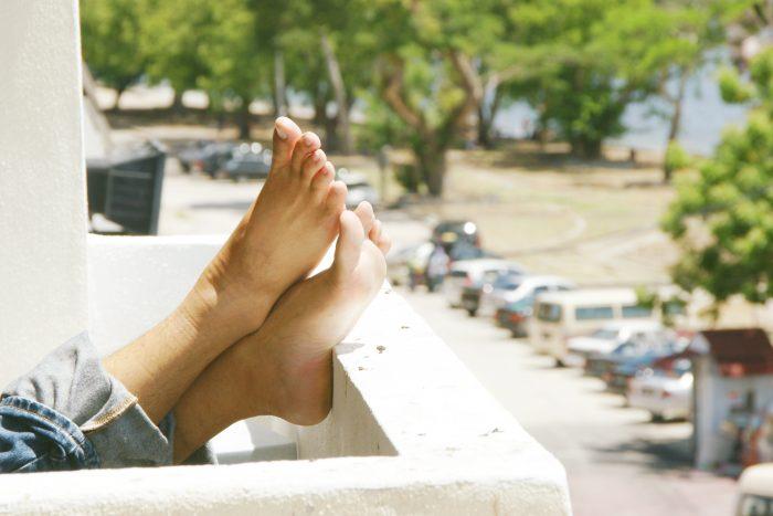 Здрави стъпала за добро здраве