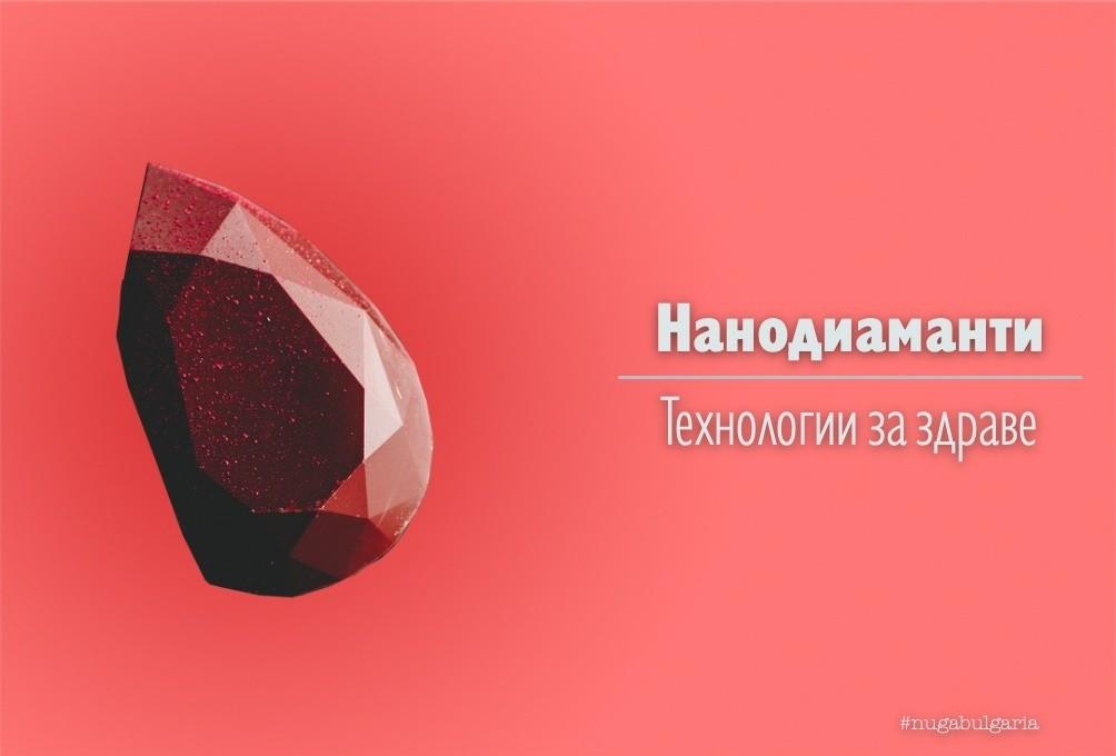 НАНОДИАМАНТИ – ТЕХНОЛОГИИ ЗА ЗДРАВЕ!