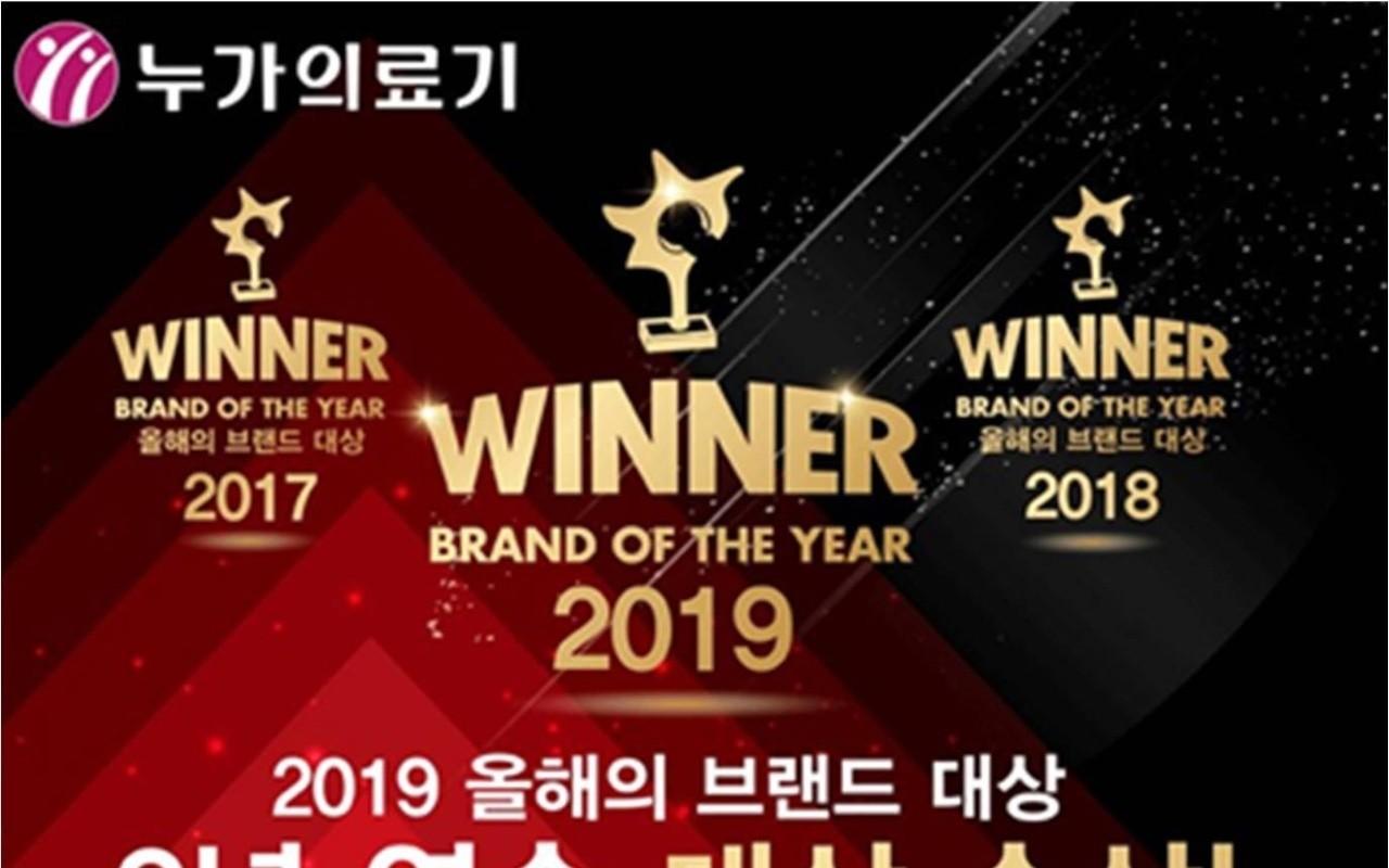 Nuga Best – марка на 2019 година