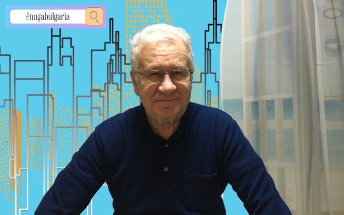 Костадин Георгиев, 79г. корабен механик