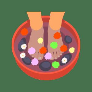 Масаж на стъпалата за Вашето здраве
